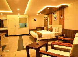 WHITE SUITE HOTEL, hotel in Kozhikode