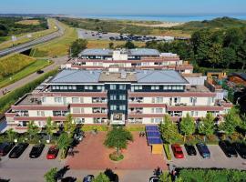Amadore Hotel Restaurant De Kamperduinen, hotel in Kamperland