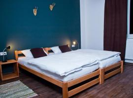 3-Zimmer Oase Zentrum Bielefeld, self catering accommodation in Bielefeld