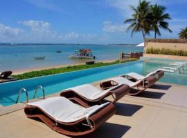Barra Bali - Paraíso Beira Mar, resort in Barra de São Miguel