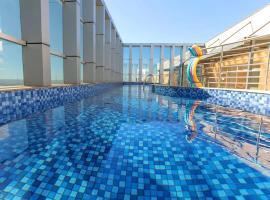 Hotel Fusion Brasília + Estacionamento Grátis, hotel in Brasilia