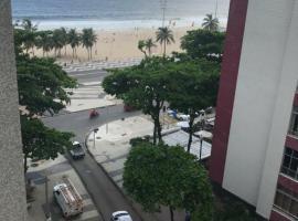 Quarto Leme, apartment in Rio de Janeiro