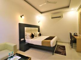 Hotel Aeropath Near IGI Airport Delhi, hotel en Nueva Delhi