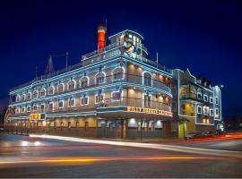 Billy Barker Casino Hotel, hotel em Quesnel