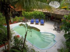 Pousada Penharol, budget hotel in Barra Grande