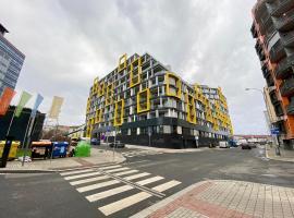Apartment David O2 Arena Prague, hotel near O2 Arena Prague, Prague