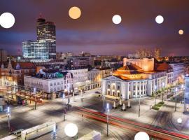 Rynek 7, hotel in Katowice