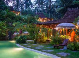 Villa Mahadevi, pet-friendly hotel in Ubud