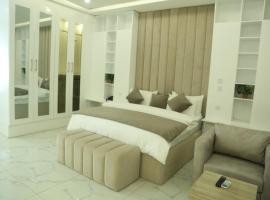 THE PALMS HOTEL, hotel en Abuja