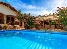 Jardim dos Orixás, guest house in Canoa Quebrada