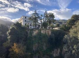 Relais La Rupe, hotel with pools in Sorrento