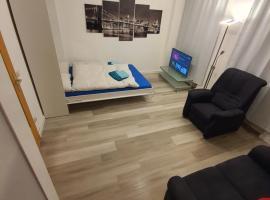 Zentrale EG Wohnung mit Balkon, pet-friendly hotel in Leipzig