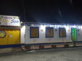Pousada del Sole, hotel near Brava Beach, Angra dos Reis
