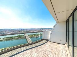 Luxus Penthouse Aussicht über Ganz Wien, hotel in Vienna