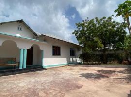 Pumzika Kendwa Villa, homestay in Kendwa