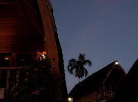Villa Lumbung Salak, pet-friendly hotel in Bogor
