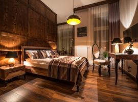 Topolowa Residence, hotel boutique a Cracovia