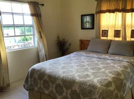 Antigua Seaview, serviced apartment in Saint John's