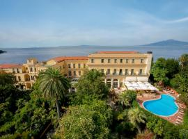 Imperial Hotel Tramontano, pet-friendly hotel in Sorrento