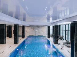 Villa Elena SPA & Resort, hotel in Bukovel