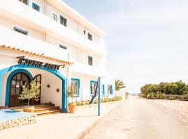 Hostal Santi, hotel en Playa de Migjorn