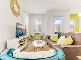 I Dream of Kiwi in Fort Worth CULTURAL district, apartment in Fort Worth