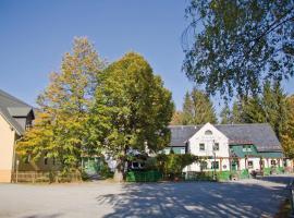 Forsthaus Luchsenburg, Hotel in der Nähe von: Barockschloss Rammenau, Ohorn