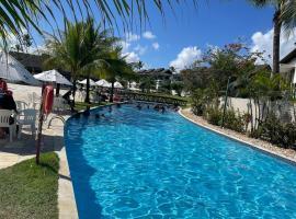 Beach Class Muro Alto Resort, hotel with jacuzzis in Porto De Galinhas