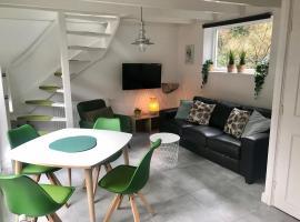 das Luxus Dünenhäuschen, spa hotel in Egmond aan Zee