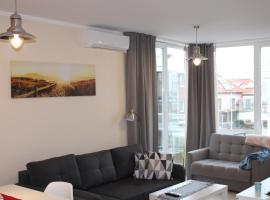 Apartament Golden Kompas, apartment in Niechorze