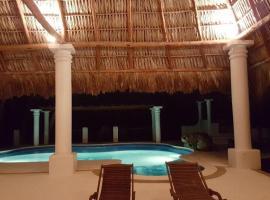 Rancho de playa Sofia, apartment in Los Blancos