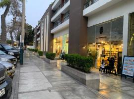 Luxury Apartment Atelier Barranco, self catering accommodation in Lima