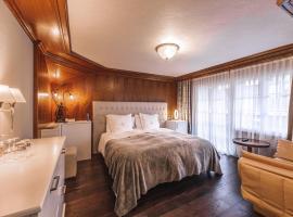 Boutique Hotel Albana Real - Restaurants & Spa, hotel in Zermatt