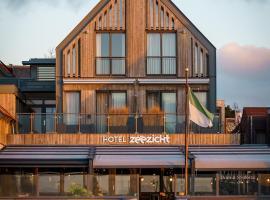 Hotel Zeezicht, hôtel à Oost-Vlieland