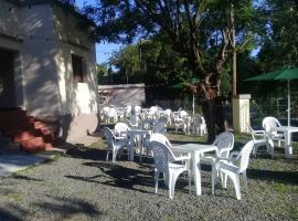 Casona, hotel en Río Ceballos