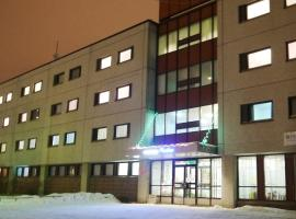 Отель Чайка, отель в Советском