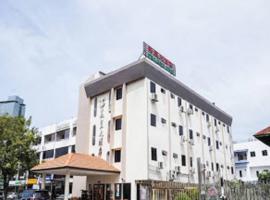 Palace Inn, hotel in Miri