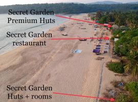 Secret Garden, homestay in Agonda