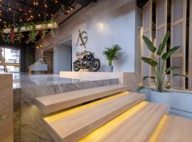 AG Hotels Antalya, отель в Анталье