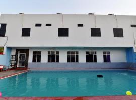 Hotel Hillock Sariska, room in Alwar