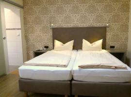 Hotel & Restaurant Munzert, hotel in Hof