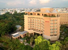 Hyderabad Marriott Hotel & Convention Centre、ハイデラバードのホテル