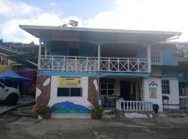 Teratak Hj Rashiman Homestay, homestay in Kundasang