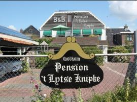 't Lytse Knipke, bed and breakfast en Lemmer