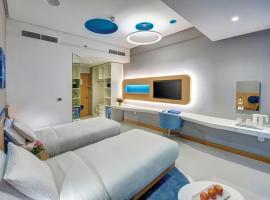 Al Khoory Inn Bur Dubai, hotel near Saeed Al Maktoum House, Dubai