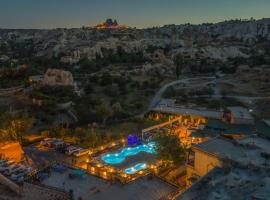 Holiday Cave Hotel, accessible hotel in Göreme