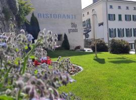 Hotel Stüa Granda, hotel in Soglio