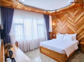 Nghia Lam Tra Hotel, hotel in Tuy Hoa