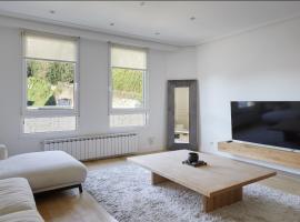 Arraun - Basque Stay, apartamento en San Sebastián