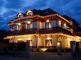 Hotel Ködmön, hotel in Eger